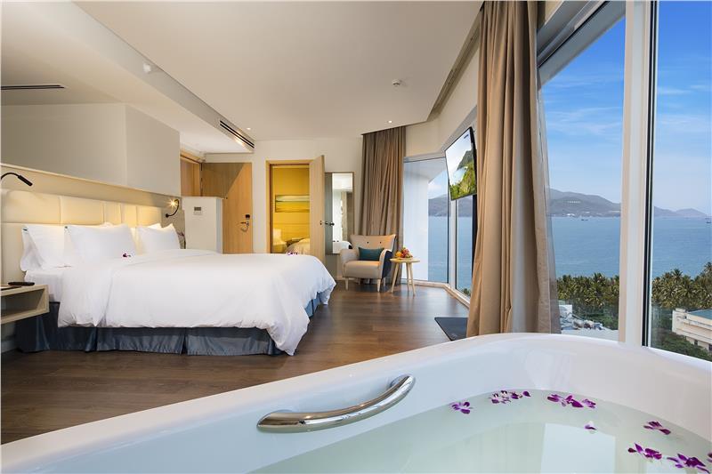 Khách sạn 5 sao ở Nha Trang sang trọng, đẳng cấp