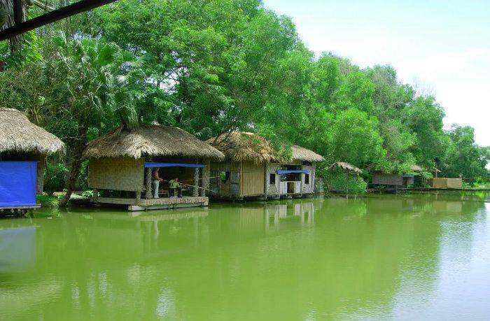 Khu du lịch sinh thái Cọ Xanh - Đông Anh, Hà Nội