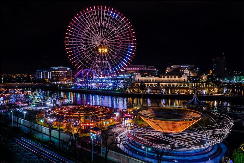 Những địa điểm vui chơi ở Nhật Bản