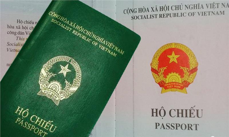 làm hộ chiếu cần giấy tờ gì