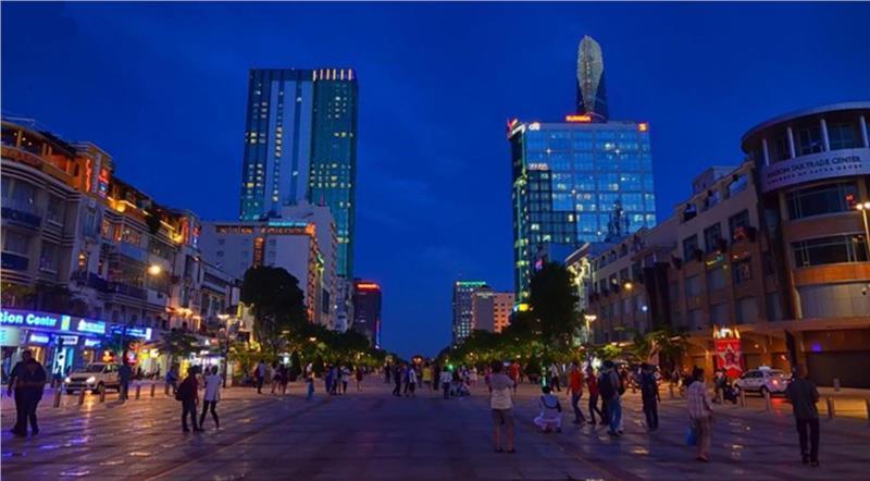Top 5 địa điểm vui chơi ở Sài Gòn về đêm thú vị
