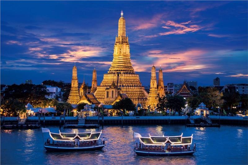 Tour du lịch Thái Lan 3 ngày 2 đêm – cả Xiêm quốc bỗng chốc thu bé lại chỉ bằng một tour