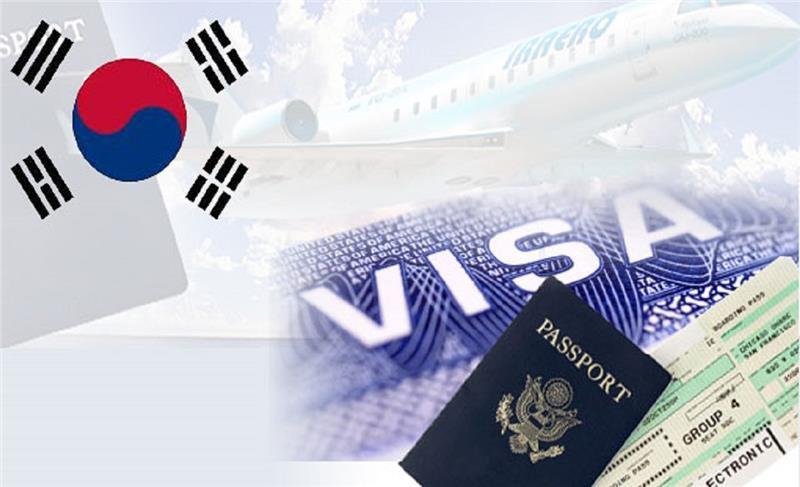 Điều kiện và thủ tục làm visa đi Hàn Quốc 2018